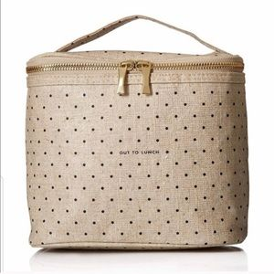 NWT Kate spade New York insulated lunch tote bag
